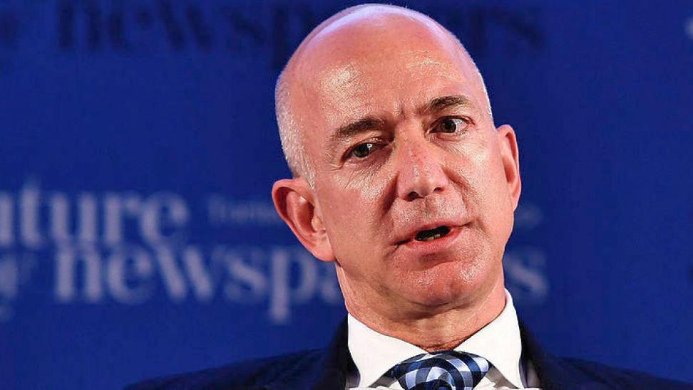 Ο Τζεφ Μπέζος παραδίδει το τιμόνι της Amazon-Ποιός είναι ο διάδοχος του